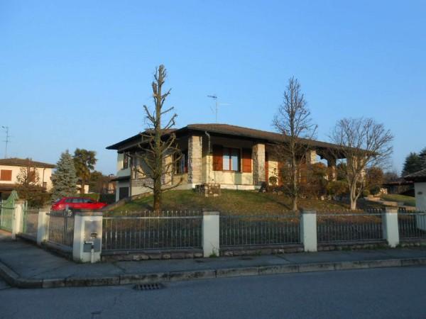 Villa in vendita a Pandino, Residenziale, Con giardino, 419 mq - Foto 8