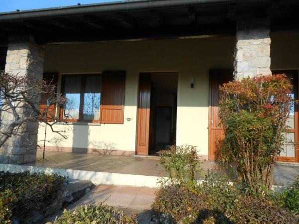 Villa in vendita a Pandino, Residenziale, Con giardino, 419 mq - Foto 34