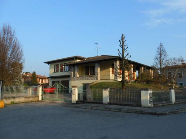 Villa in vendita a Pandino, Residenziale, Con giardino, 419 mq - Foto 7