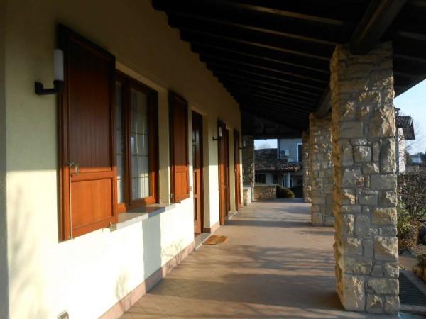 Villa in vendita a Pandino, Residenziale, Con giardino, 419 mq - Foto 44
