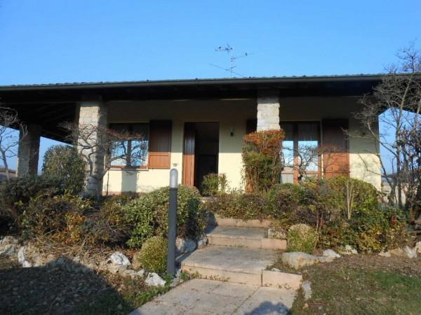 Villa in vendita a Pandino, Residenziale, Con giardino, 419 mq - Foto 38