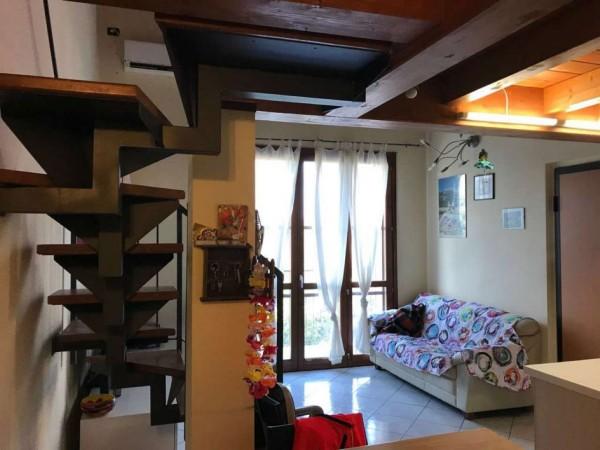Appartamento in vendita a Pieranica, Centro, Con giardino, 129 mq