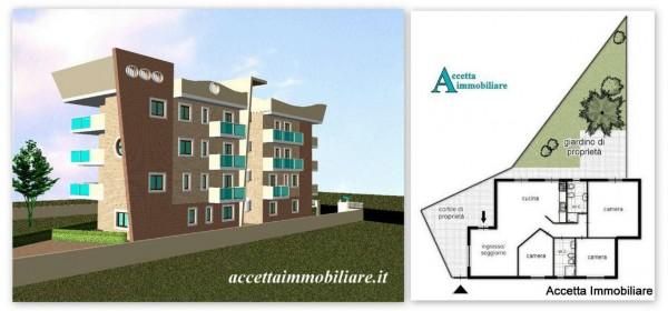 Appartamento in vendita a Taranto, Residenziale, Con giardino, 110 mq