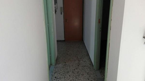 Appartamento in vendita a Alessandria, Piazza Genova, 110 mq
