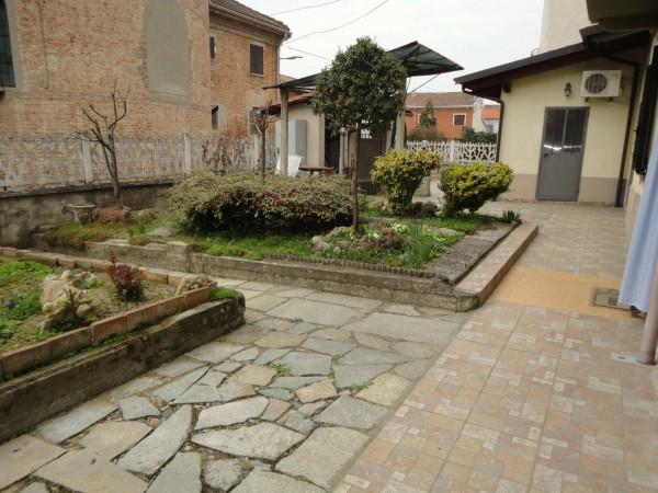 Casa indipendente in vendita a Alessandria, Casalbagliano, Con giardino, 150 mq - Foto 12