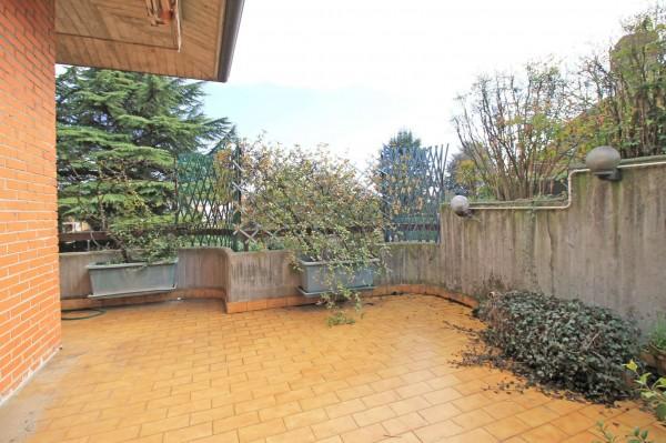 Appartamento in vendita a Casirate d'Adda, Con giardino, 190 mq - Foto 23