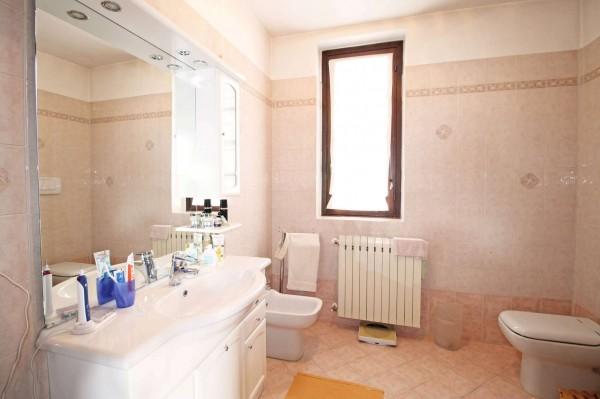 Appartamento in vendita a Casirate d'Adda, Con giardino, 190 mq - Foto 11