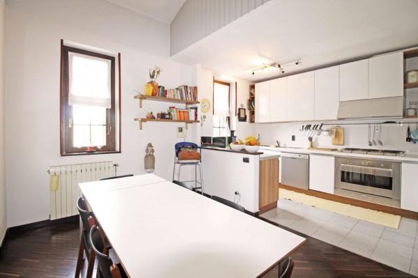 Appartamento in vendita a Casirate d'Adda, Con giardino, 190 mq - Foto 20