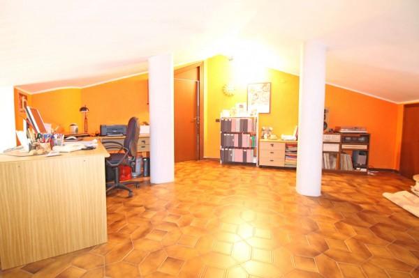 Appartamento in vendita a Casirate d'Adda, Con giardino, 190 mq - Foto 5