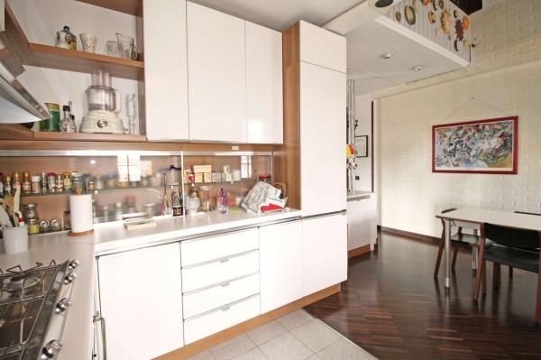 Appartamento in vendita a Casirate d'Adda, Con giardino, 190 mq - Foto 18