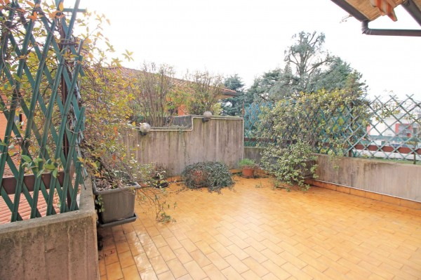 Appartamento in vendita a Casirate d'Adda, Con giardino, 190 mq - Foto 24