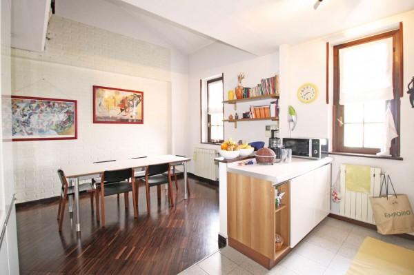 Appartamento in vendita a Casirate d'Adda, Con giardino, 190 mq - Foto 21