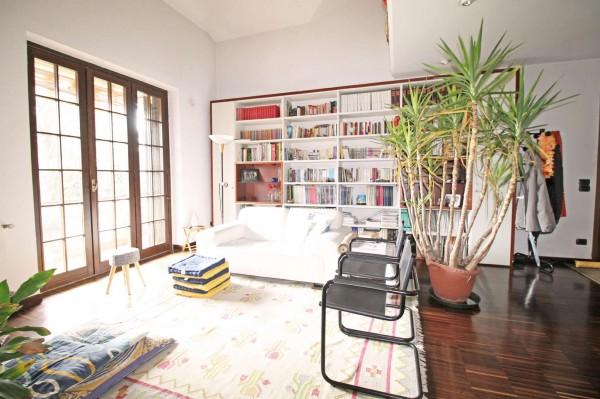 Appartamento in vendita a Casirate d'Adda, Con giardino, 190 mq - Foto 25