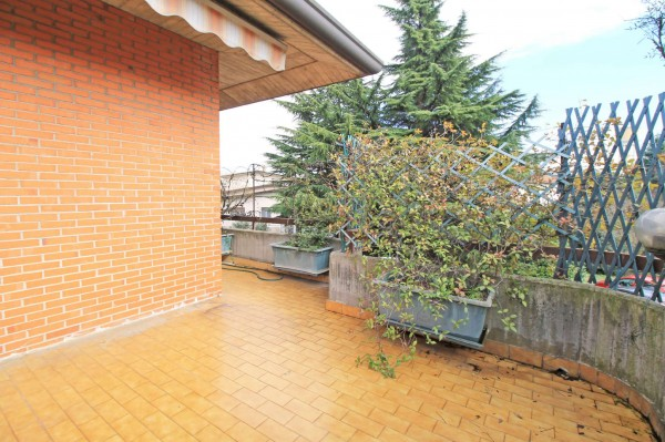 Appartamento in vendita a Casirate d'Adda, Con giardino, 190 mq - Foto 7