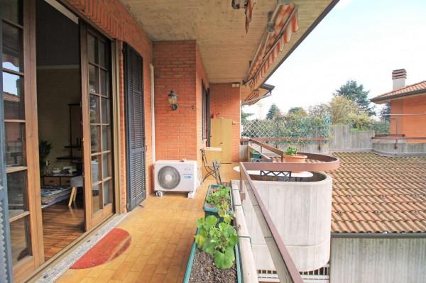 Appartamento in vendita a Casirate d'Adda, Con giardino, 190 mq - Foto 6