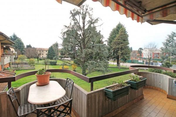 Appartamento in vendita a Casirate d'Adda, Con giardino, 190 mq - Foto 15