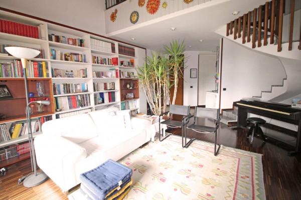 Appartamento in vendita a Casirate d'Adda, Con giardino, 190 mq - Foto 22