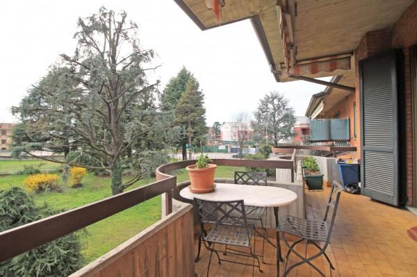 Appartamento in vendita a Casirate d'Adda, Con giardino, 190 mq
