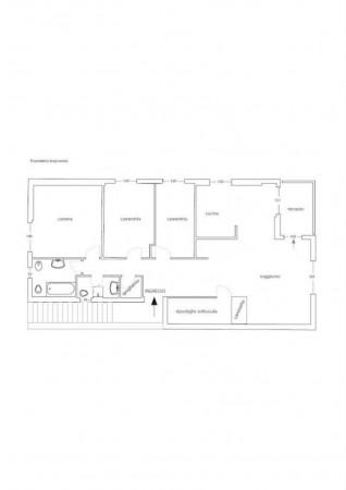Appartamento in vendita a Impruneta, Con giardino, 145 mq - Foto 2