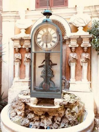 Rustico/Casale in vendita a Roma, Via Del Gesu', Arredato, con giardino, 140 mq