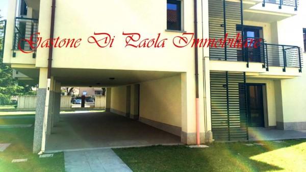 Appartamento in vendita a Mezzago, Con giardino, 110 mq