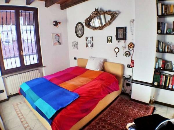 Villa in vendita a Milano, Maciacchini, Con giardino, 120 mq - Foto 12