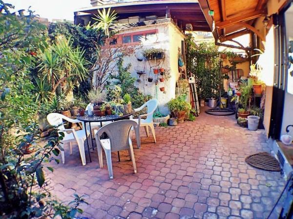 Villa in vendita a Milano, Maciacchini, Con giardino, 120 mq - Foto 4
