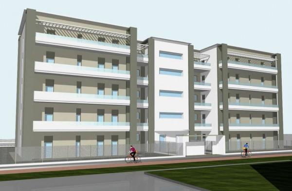 Appartamento in vendita a Brescia, Con giardino, 244 mq