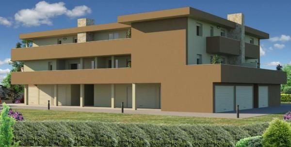 Appartamento in vendita a Albignasego, Con giardino, 154 mq - Foto 3