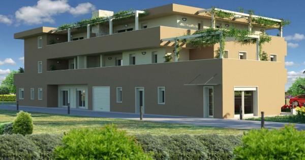 Appartamento in vendita a Albignasego, Con giardino, 239 mq - Foto 11
