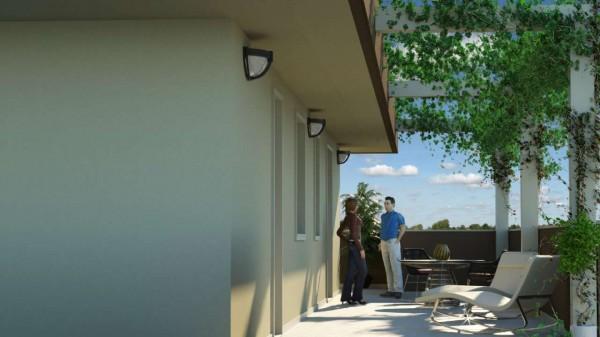 Appartamento in vendita a Albignasego, Con giardino, 239 mq - Foto 9