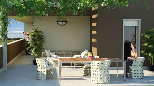 Appartamento in vendita a Albignasego, Con giardino, 239 mq - Foto 8