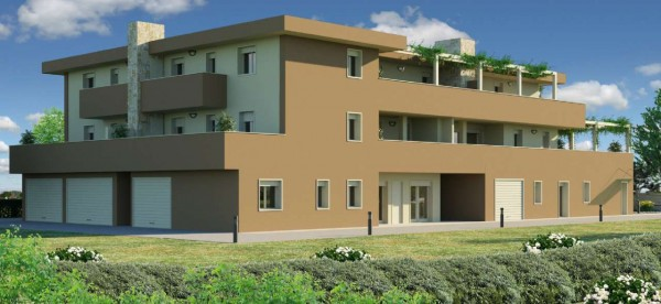 Appartamento in vendita a Albignasego, Con giardino, 239 mq - Foto 5