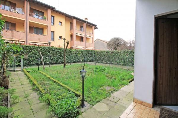 Appartamento in vendita a Cassano d'Adda, Con giardino, 126 mq