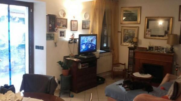 Appartamento in affitto a Camogli, Con giardino, 75 mq