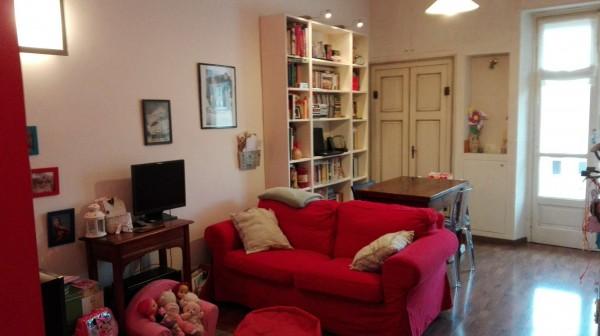 Appartamento in vendita a Moncalieri, Centro Storico, 45 mq