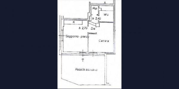 Appartamento in vendita a Monteriggioni, Con giardino, 49 mq - Foto 17