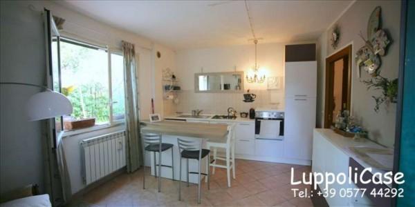 Appartamento in vendita a Monteriggioni, Con giardino, 49 mq