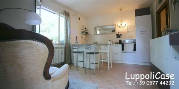 Appartamento in vendita a Monteriggioni, Con giardino, 49 mq - Foto 5