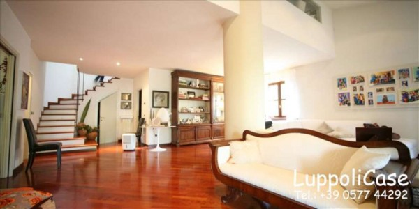 Villa in vendita a Siena, Con giardino, 189 mq - Foto 8