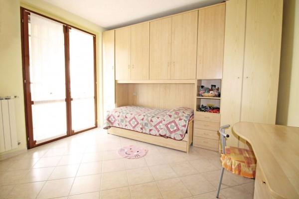 Villetta a schiera in vendita a Cassano d'Adda, Con giardino, 175 mq - Foto 10