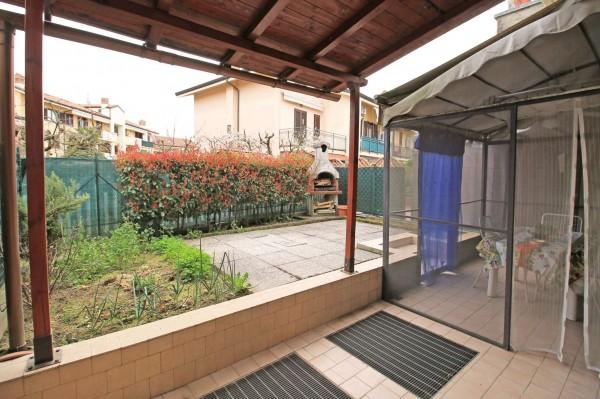 Villetta a schiera in vendita a Cassano d'Adda, Con giardino, 175 mq - Foto 18