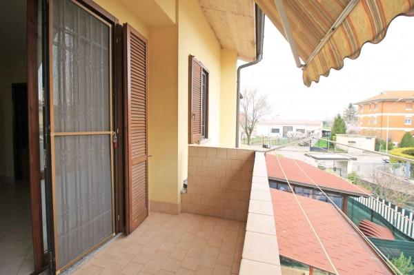 Villetta a schiera in vendita a Cassano d'Adda, Con giardino, 175 mq - Foto 9