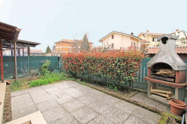 Villetta a schiera in vendita a Cassano d'Adda, Con giardino, 175 mq - Foto 14