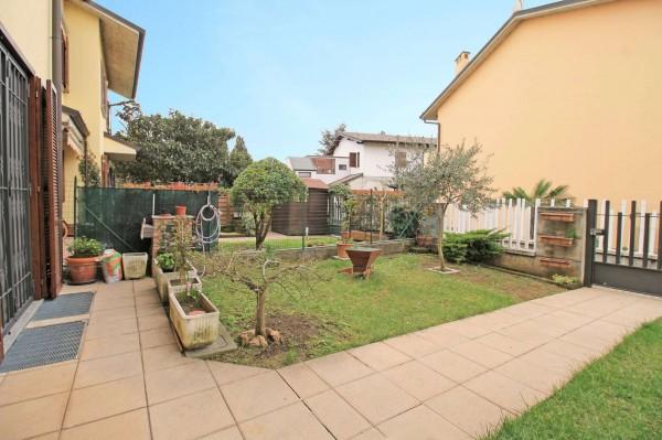 Villetta a schiera in vendita a Cassano d'Adda, Con giardino, 175 mq - Foto 6