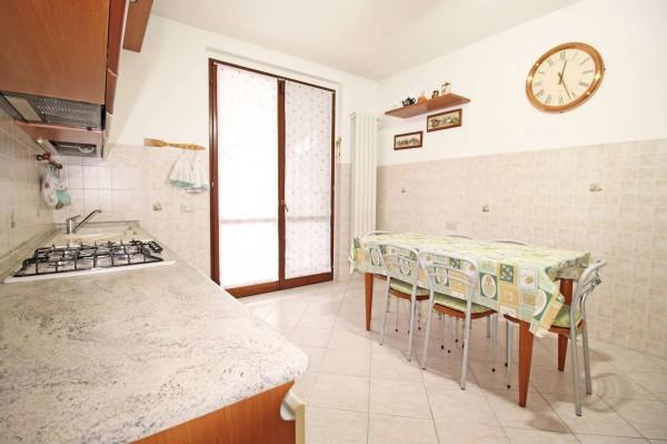 Villetta a schiera in vendita a Cassano d'Adda, Con giardino, 175 mq - Foto 16