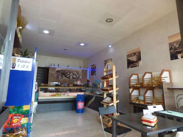 Locale Commerciale  in vendita a Borgaro Torinese, Centro, Arredato, 40 mq - Foto 9