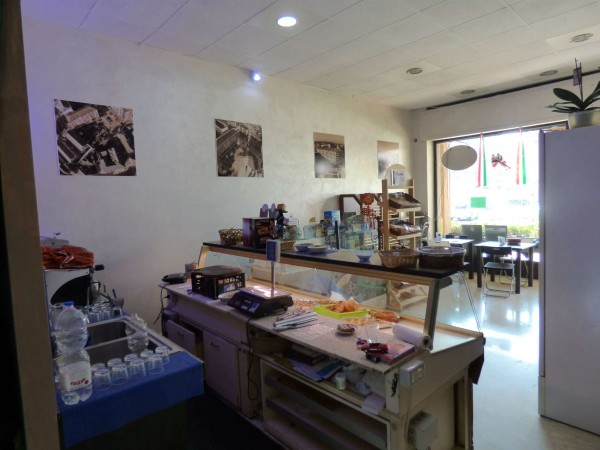 Locale Commerciale  in vendita a Borgaro Torinese, Centro, Arredato, 40 mq - Foto 5