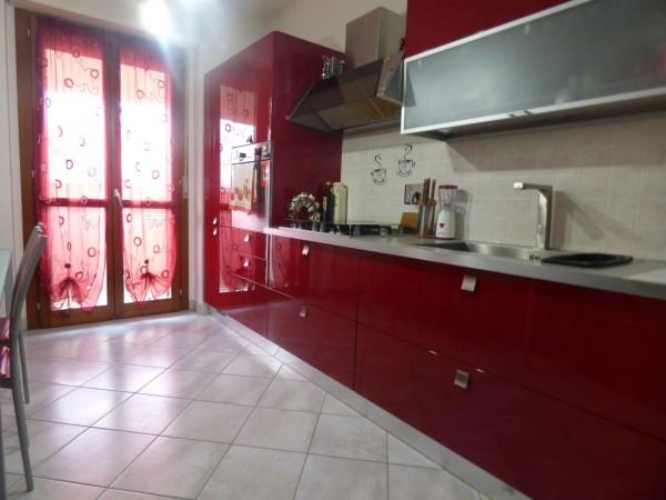 Appartamento in vendita a Caselle Torinese, Con giardino, 110 mq