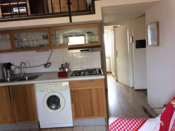 Appartamento in vendita a Ameglia, Montemarcello, Arredato, 40 mq - Foto 6